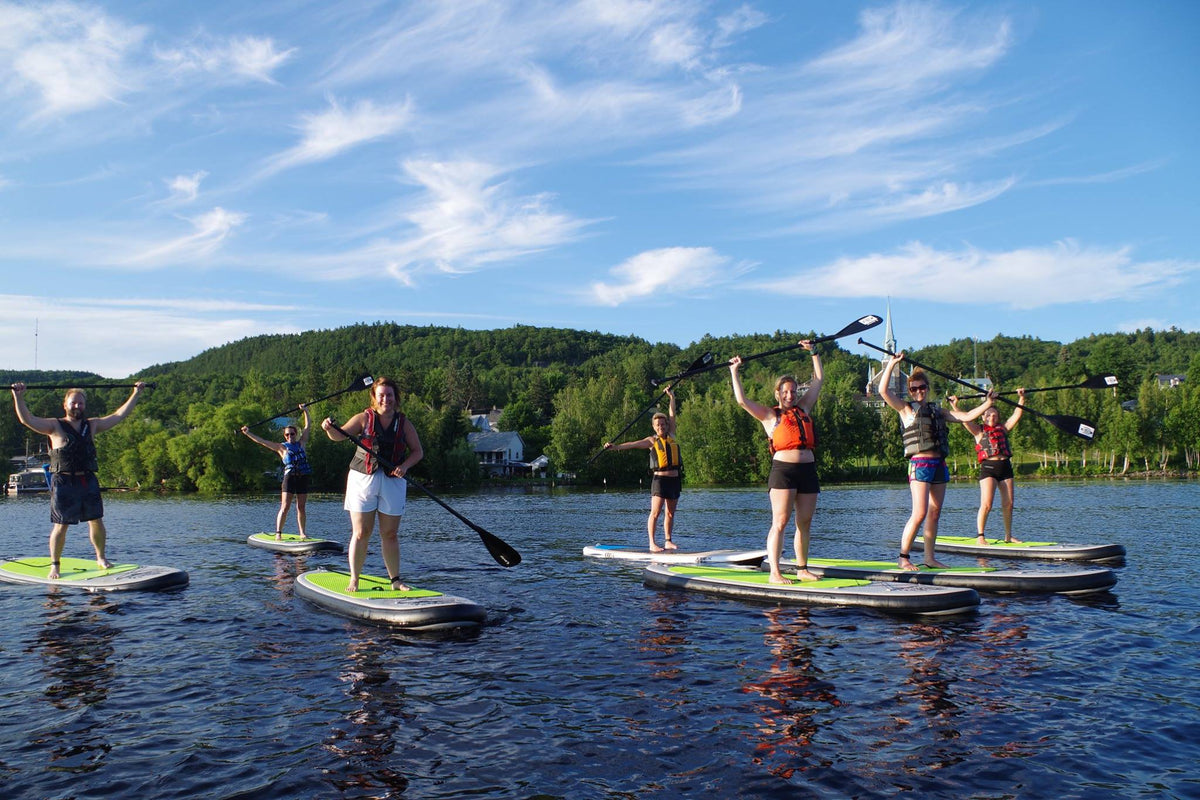 INITIATION AU PADDLE BOARD (SUP)