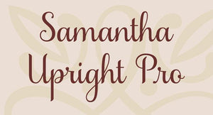 How To Use the Samantha Font