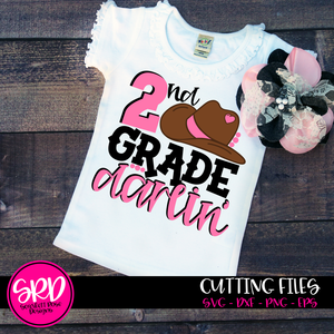 Darlin School SVG Bundle
