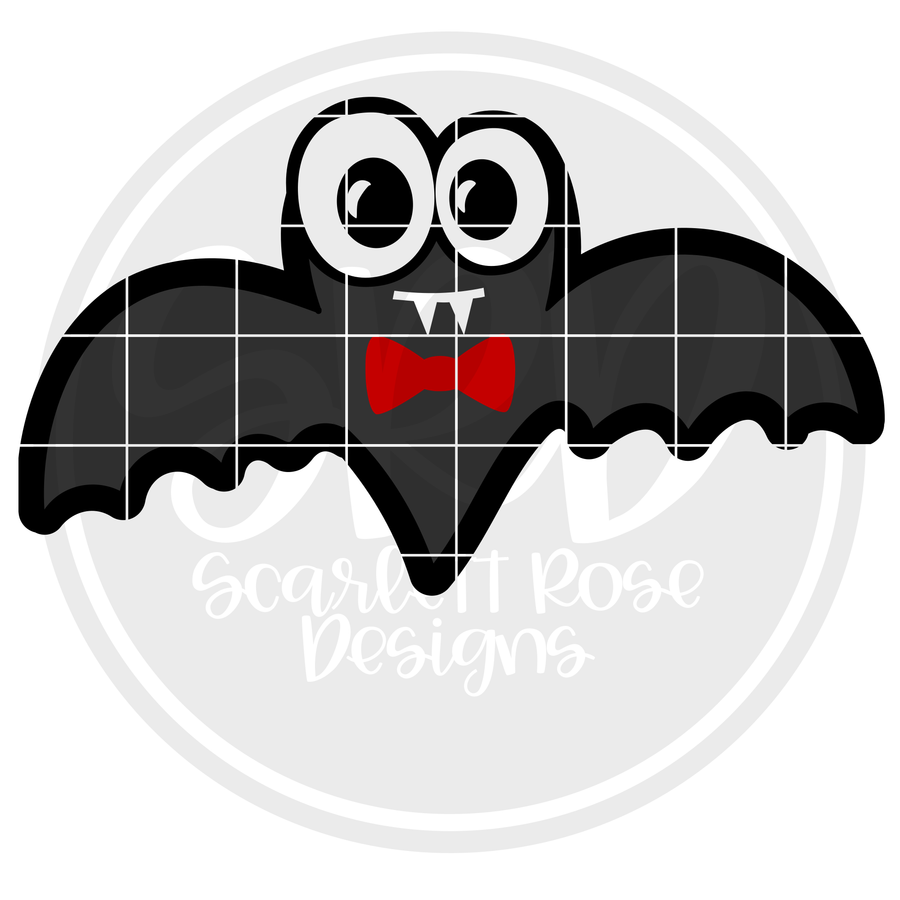 Bat - Boy SVG
