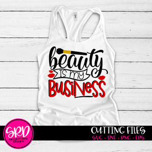 Beauty is my Business SVG
