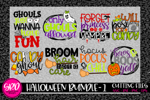 Halloween Bundle 1