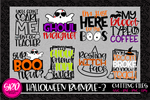 Halloween Bundle 3