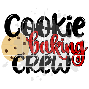 Cookie Baking - Eating Crew SET SVG