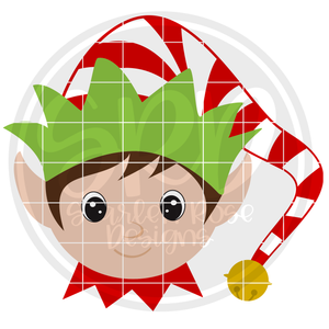 Elf Boy 2019 SVG