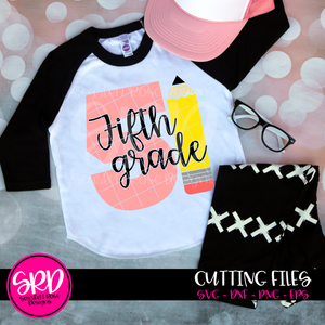 The Fifth Grade SVG Bundle