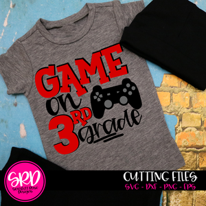 Game On School SVG Bundle - 1