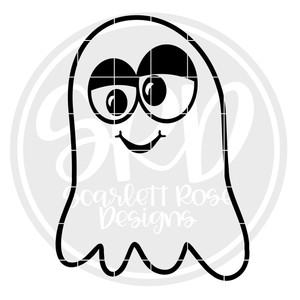 Ghost - Boy SVG