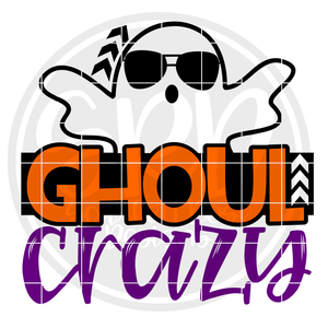 Ghoul Crazy SVG