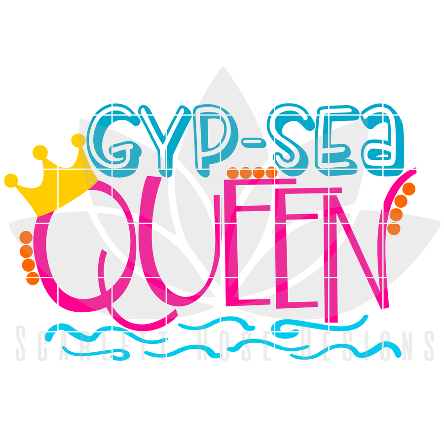 Gyp-Sea Queen SVG