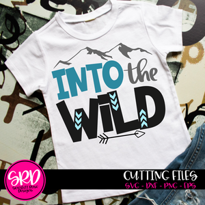 Into The Wild SVG