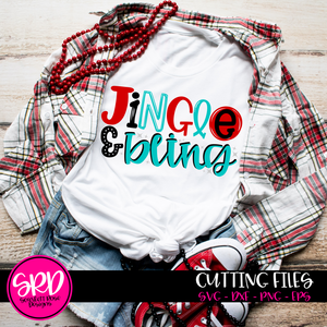 Jingle & Bling SVG