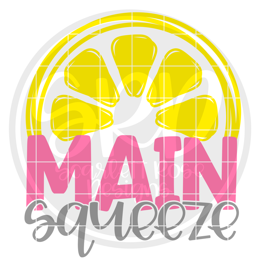 Main Squeeze SVG