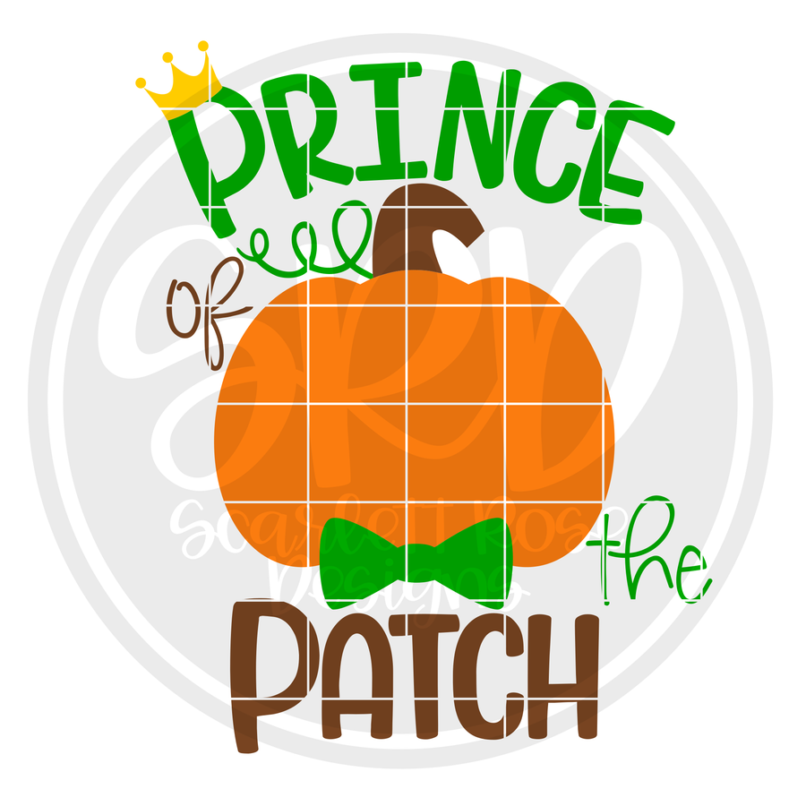 Prince of the Patch SVG