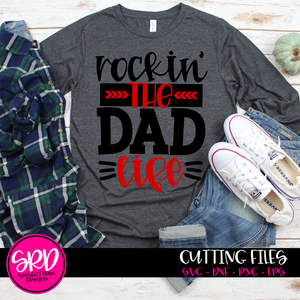 Rockin' the Dad Life SVG