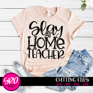 The Homeschool SVG Bundle