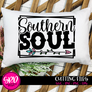 The Southern SVG Bundle