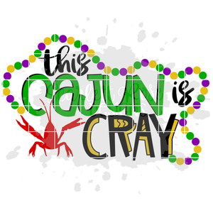 This Cajun is Cray SVG