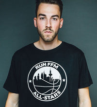 RUN FFM ALLSTARS - T-Shirt - schwarz