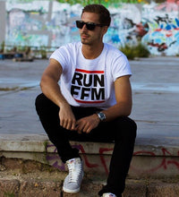 RUN FFM CLASSIC EDITION - T-Shirt - weiß