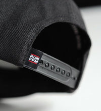 RUN FFM BLACK ON BLACK EDITION - Snapback - schwarz