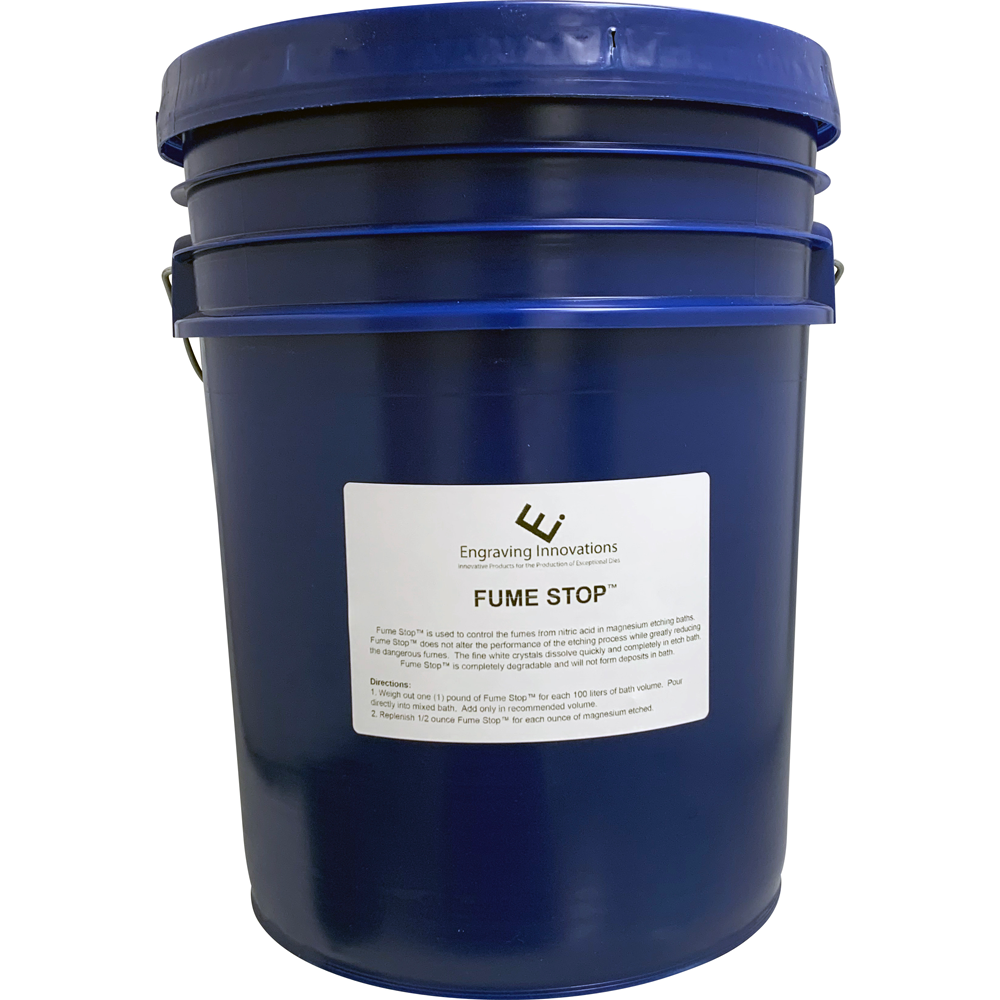 Fume Stop™ for Magnesium Etching Baths - 35 lb Pail
