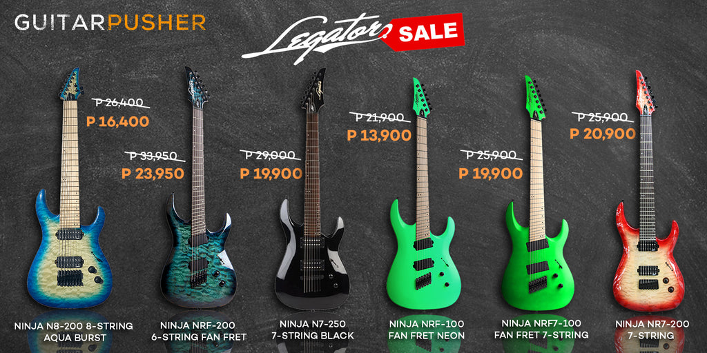 Guitar Pusher Quality Guitars And Gear In The Philippines