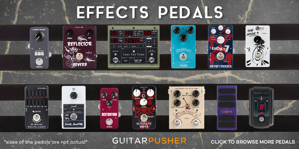 Effects Pedals Tagged Quot Brand Revv Quot Guitarpusher