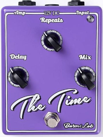 Baroni Lab The Time Boutique Analog Delay