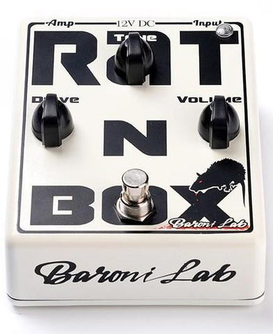 Baroni Labs Rat n Box Distortion