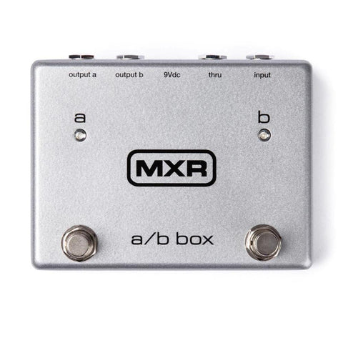 MXR A/B Box M196 - GuitarPusher