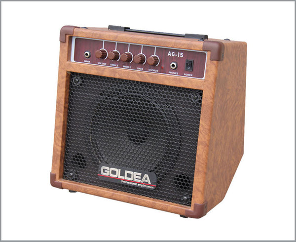 Goldea AG-15 Acoustic Guitar Amp