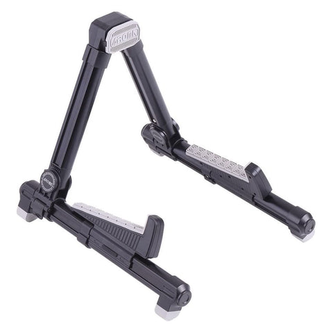 Aroma AGS-08 Aluminum Alloy A-Frame Folding Guitar Stand