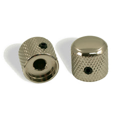 WD Dome Knob w Screw 1/4 in US - [set of 2]