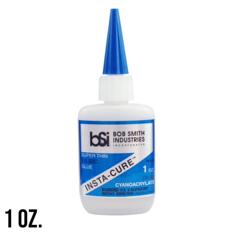 Bob Smith Industries Adhesive - Insta-Cure Super Thin