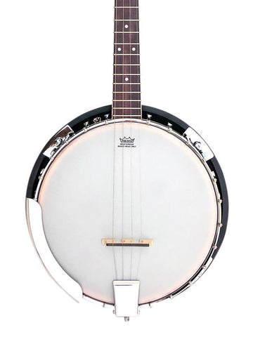 Danville BJ24 Banjo 5 String Resonator Banjo - GuitarPusher