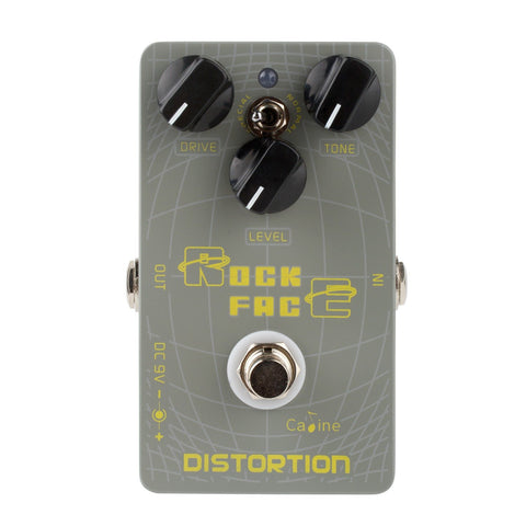 Caline CP-21 Rock Face Distortion - GuitarPusher