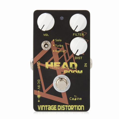 Caline CP-34 Vintage Distortion Multi Mode Turbo
