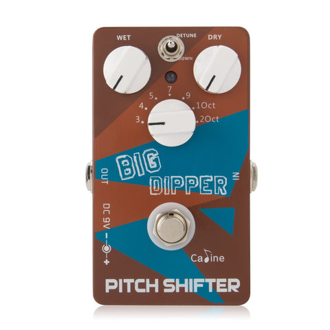 Caline CP-36 Big Dipper Pitch Shifter - GuitarPusher