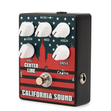 Caline CP-57 Center Line California Sound Mesa Boogie Style Guitar Drive Effects Pedal - GuitarPusher