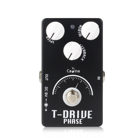 Caline CP-61 T-Drive Phase Guitar Effect