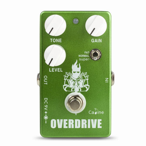Caline CP-75 Overdrive - GuitarPusher