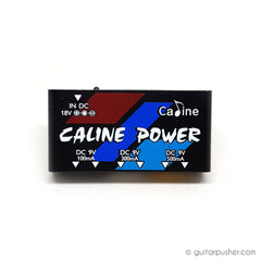 Caline CP-02 Micro Pedal Power Supply 9V 6 output 76x38mm