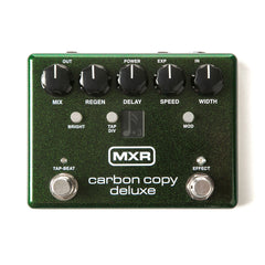 MXR Carbon Copy Deluxe Analog Delay Guitar Effect Pedal M292