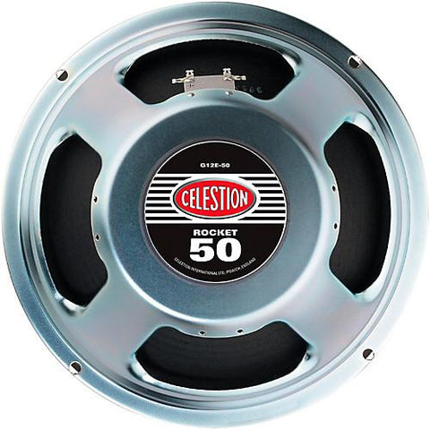 "Celestion Rocket 50 12"" Guitar Speaker - GuitarPusher"