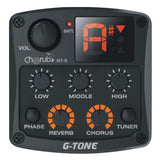 Cherub G-Tone GT-5 Acoustic Guitar Pickup System with Effects