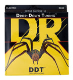 DR DDT Drop Down Tuning 4 String - GuitarPusher