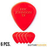 Dunlop 47PEJ3N Eric Johnson Jazz III Nylon 6-pc Pack