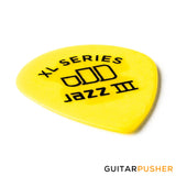 Dunlop Tortex Jazz III XL Guitar Pick 498R .73mm - Yellow