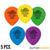 Dunlop Tortex Tear Drop Guitar Pick GP Sample Pack 0.60 - 1.14mm